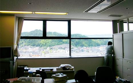 豊岡商業施設7F事務所
