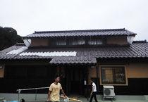 5.遮熱トップ塗布(着色)