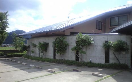 谷垣医院外壁劣化防止コーティング